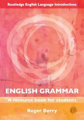 English Grammar By Berry, Roger